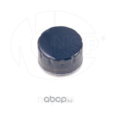 Фильтр масляный RENAULT Logan (NSP) NSP077700274177 (фото, вид 1)