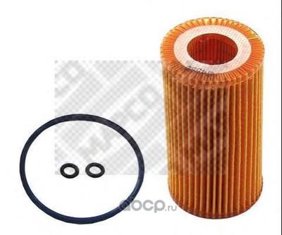 Масляный фильтр (Mapco) 64880 (фото, вид 1)