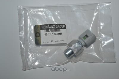 Датчик давления гидроусилителя руля Рено Логан 1.4 цена (RENAULT) 497610324R (фото, вид 2)