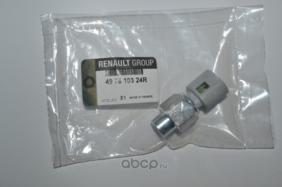 Датчик давления гур Рено Логан фаза 1 цена (RENAULT) 497610324R (фото, вид 2)
