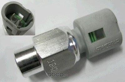 Датчик давления гур Рено Логан цена (RENAULT) 497610324R (фото, вид 1)