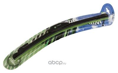 Щетка стеклоочистителя бескаркасная 410mm(а8,0) (PILENGA) WBP1410 (фото, вид 1)