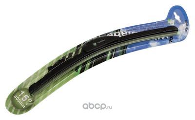 Щетка стеклоочистителя бескаркасная 400mm (PILENGA) WBP1400 (фото, вид 1)