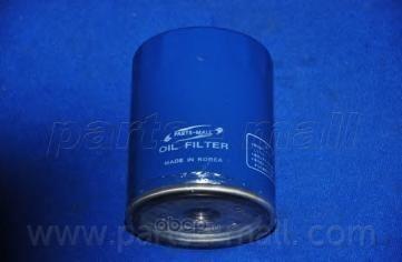 Масляный фильтр (Parts-Mall) PBG037 (фото, вид 3)