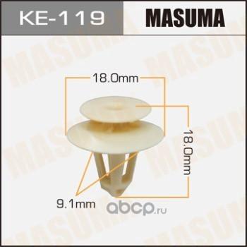 Воздушный фильтр (Masuma) KE119