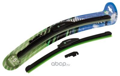 Щетка стеклоочистителя бескаркасная 400mm (PILENGA) WBP1400 (фото)