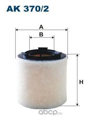 Фильтр воздушный Filtron (Filtron) AK3702