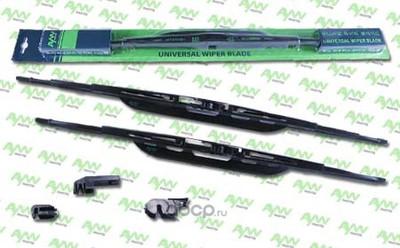 Каркасная щетка стеклоочистителя (спойлер) 450мм/18 (AYWIparts) AW2020045