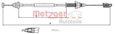 Тросик газа (METZGER) 100390