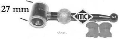 Ремкомплект рычага кпп (METALCAUCHO) 05095