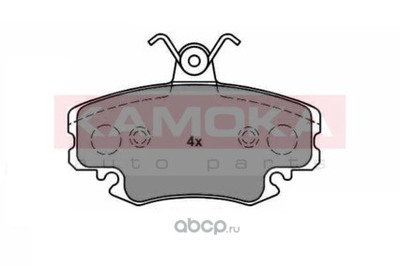 Комплект тормозных колодок (KAMOKA) JQ1011690