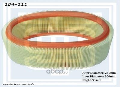Фильтр воздушный (STARKE) 104111