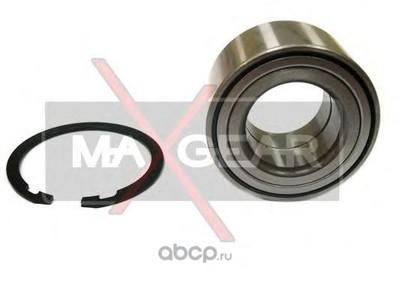 Комплект подшипника ступицы колеса (MAXGEAR) 330538