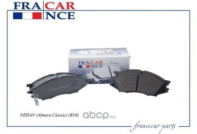 Колодки дискового тормоза передние (Francecar) FCR30B037