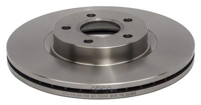 Диск тормозной вентилируемый 300мм (1шт) (BM-Motorsport) BDV255 (фото)