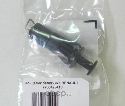 Концевик двери Рено Логан 2014 артикул 7700429418 цена (RENAULT) 7700429418