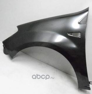 Крыло переднее левое Рено Логан 1.4 2008 купить (RENAULT) 631019276R