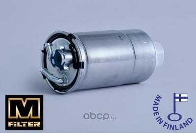 Топливный фильтр шкода фабия 1.4 (M-Filter) MP4062