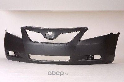 Бампер передний на Тойоту Камри 40 оригинал (TOYOTA) 5211933968