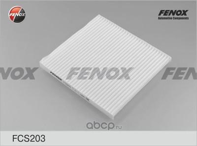Фильтр, воздух во внутренном пространстве (FENOX) FCS203