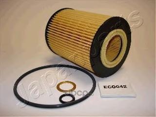 Масляный фильтр (Japanparts) FOECO042