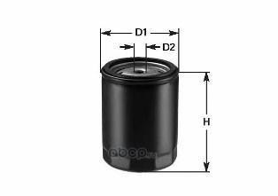 Масляный фильтр (Clean filters) DO1802