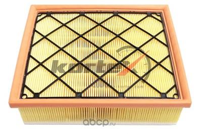 Фильтр воздушный FORD KUGA/VOLVO C30/S40/S80 2.4-2.5 04- (KORTEX) KA0243