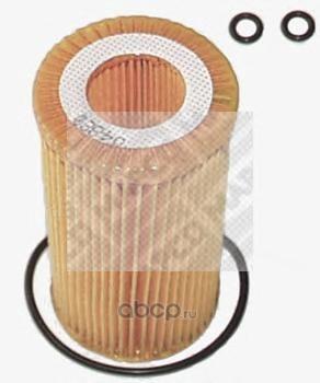 Масляный фильтр (Mapco) 64880 (фото)