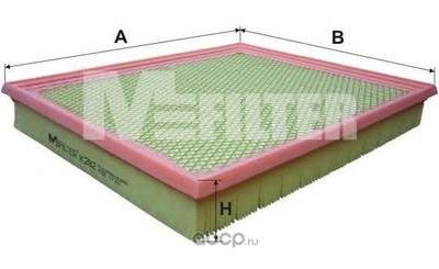 Фильтр воздушный (M-Filter) K282