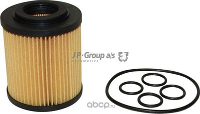 Масляный фильтр (JP Group) 1218506700