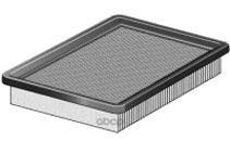 Воздушный фильтр (Mapco) 60482