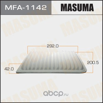 Фильтр воздушный (Masuma) MFA1142