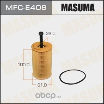 Фильтр масляный (Masuma) MFCE408