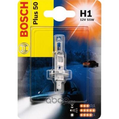 Лампа накаливания, фара дальнего света (Bosch) 1987301041