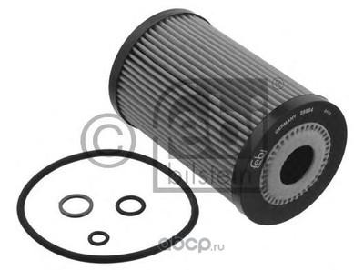 Масляный фильтр (с уплотнительными кольцами) (Febi) 26684