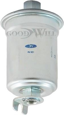 Фильтр топливный (Goodwill) FG521