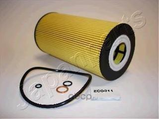 Фильтр масляный двигателя (Japanparts) FOECO011