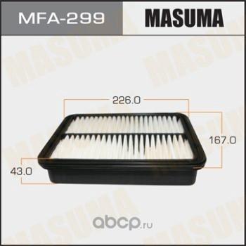 Фильтр воздушный (Masuma) MFA299