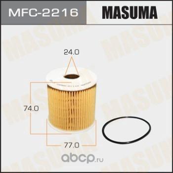Фильтр масляный (Masuma) MFC2216