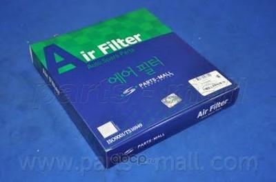 Фильтр салона, пылевой (Parts-Mall) PMA031 (фото)