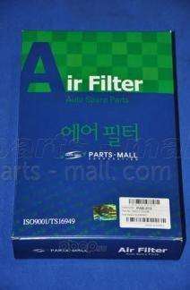 Воздушный фильтр (Parts-Mall) PAB013 (фото)