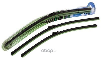 Комплект щеток стеклоочистителя бескаркасных 550mm+650mm (PILENGA) WBP5565PB (фото)