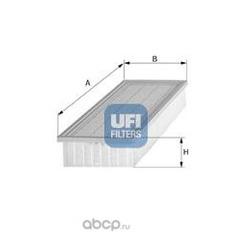 Воздушный фильтр (UFI) 3014600