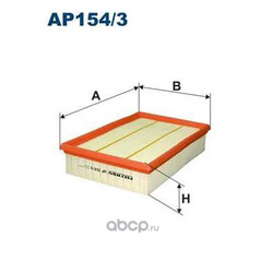 Фильтр воздушный Filtron (Filtron) AP1543