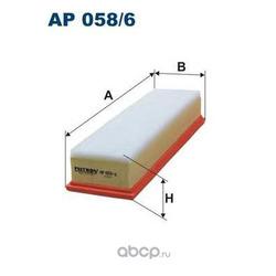 Фильтр воздушный Filtron (Filtron) AP0586