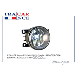 Фара противотуманная с лампой (Francecar) FCR220029