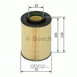 Масляный фильтр (Bosch) F026407061