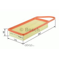 Воздушный фильтр (Bosch) 1457433076