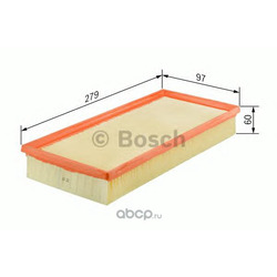 Воздушный фильтр (Bosch) F026400036