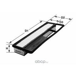 Воздушный фильтр (Clean filters) MA1365